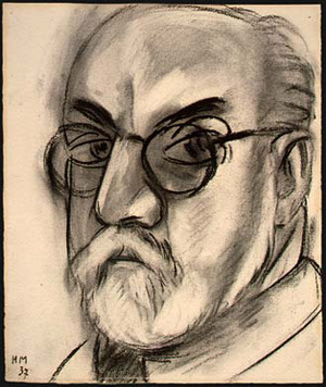 Henri Matisse self portrait