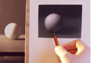 Learn to draw a sphere with this sphere drawing tutorial.