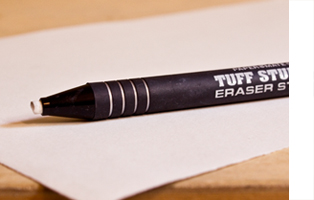Tuff Stuff Eraser Stick