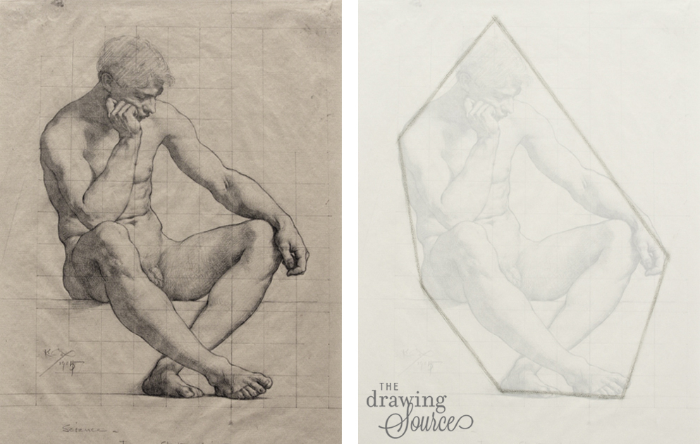 Drawing Figures 5 Ways To Start A Figure Drawing