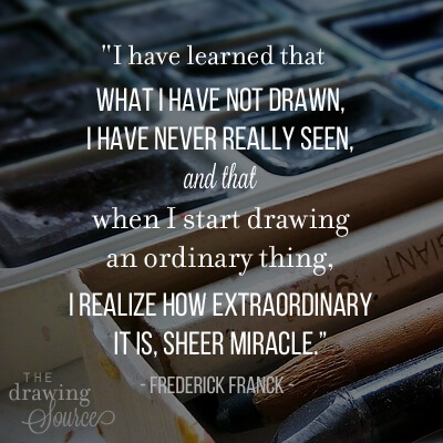 Drawing Quotes - Quick tutorial reveals how to make ordinary photos look extraordinary