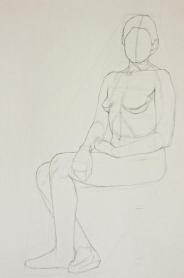 Human Figure Sketch
