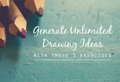 Generate Unlimited Drawing Ideas