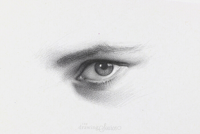 How To Draw Realistic Eyes A Step By Step Tutorial