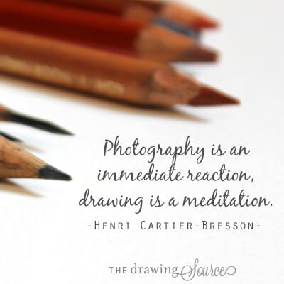 Drawing quotes