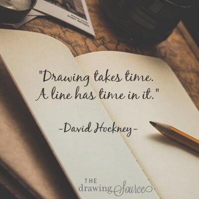 Image of: Relate Line Has Time In It The Drawing Source Drawing Quotes
