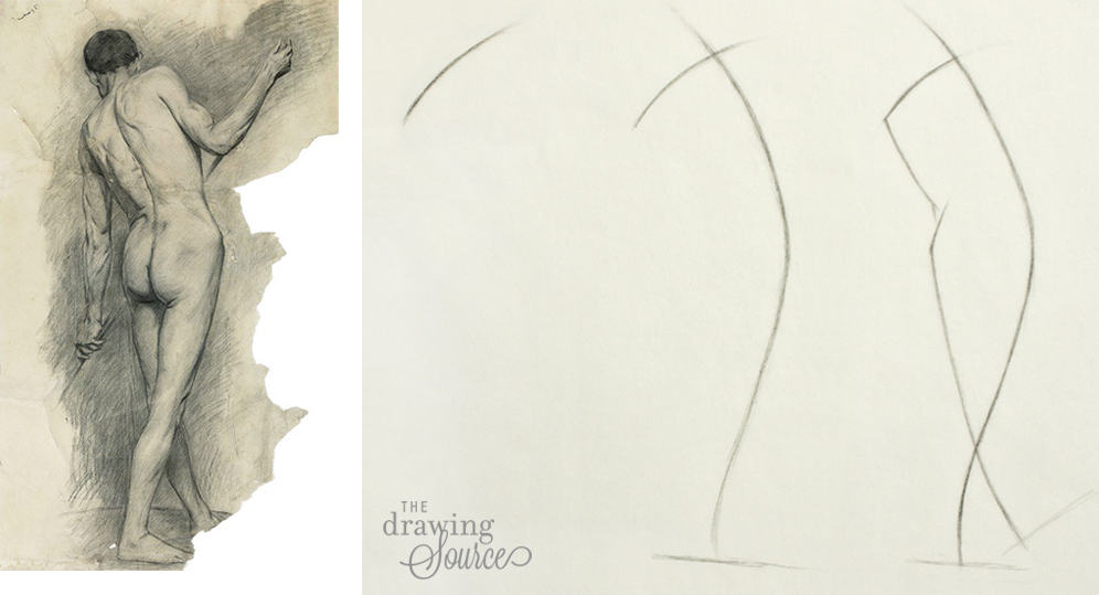 Drawing Figures: 5 Ways to Start a Figure Drawing