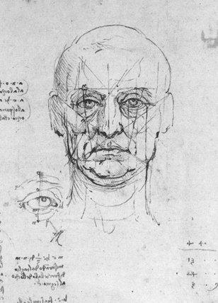 Sketch by leonardo da vinci