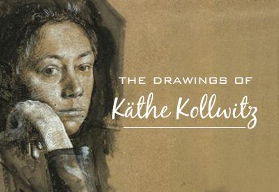 The drawings of Kathe Kollwitz