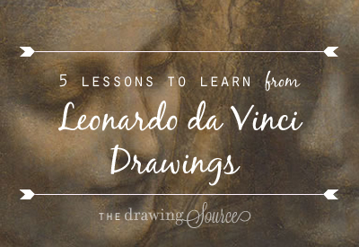 5 Lessons to Learn from Leonardo da Vinci Drawings